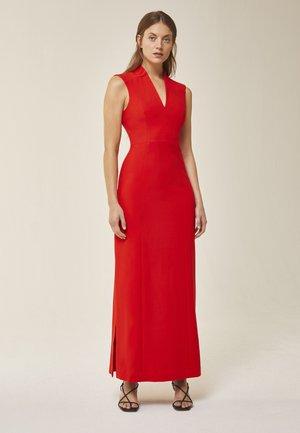 EVENING - Maxi dress - red