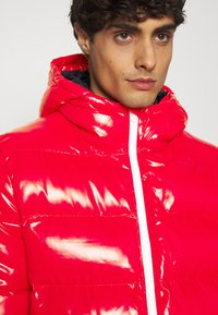 Benetton - PUFFER - Winterjas - red - 5