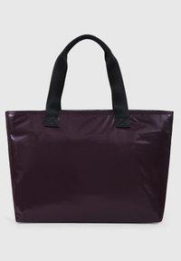 Diesel - Tote bag - dark violet - 1
