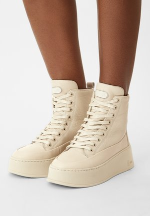 BUMPP IN - High-top trainers - camel