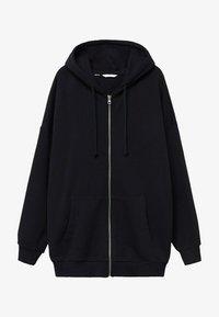 Mango - JANIS - Zip-up sweatshirt - noir - 0