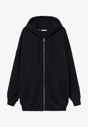 JANIS - Zip-up hoodie - noir