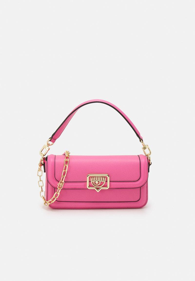 CHIARA FERRAGNI - RANGE EYELIKE FRAME - Handbag - sachet pink