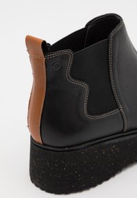 Wonders Green - Ankelboots - black - 6