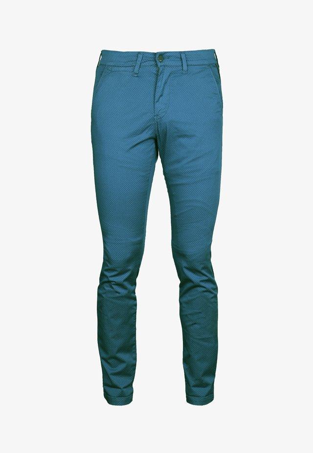 DENZEL - Chinos - ink blue