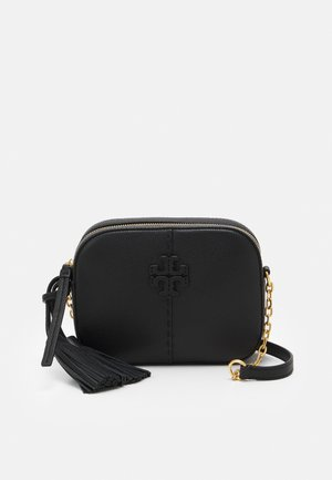 MCGRAW CAMERA - Across body bag - black