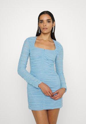 GATHERED  - Cocktailklänning - blue