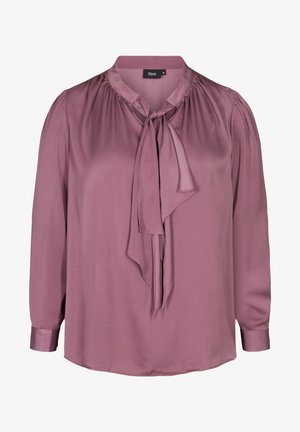 Blouse - light purple