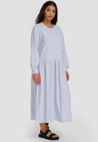 Cotton Candy - Maxi dress - blau - 1