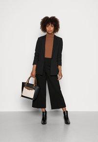 Opus - MISHA SOFT - Trousers - black - 1
