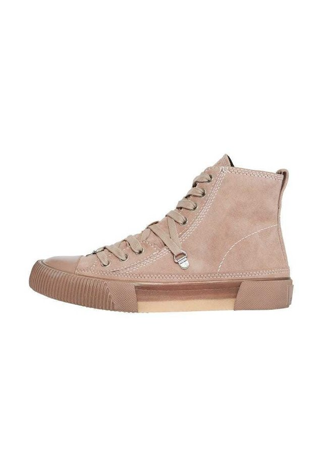 ELENA - High-top trainers - blush pink