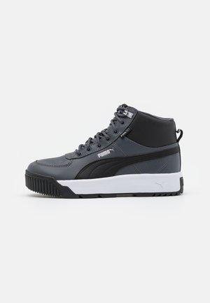 TARRENZ PURETEX - Augsti sporta apavi - ebony/black/gray violet