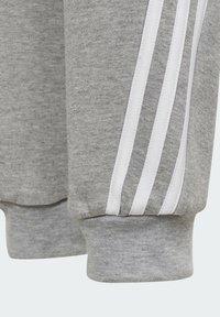 adidas Performance - Tracksuit bottoms - grey - 3