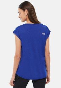 The North Face - TANKEN TANK  - Basic T-shirt - blue - 1