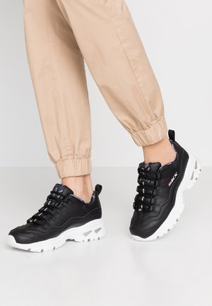 ENERGY - Trainers - black/red/white