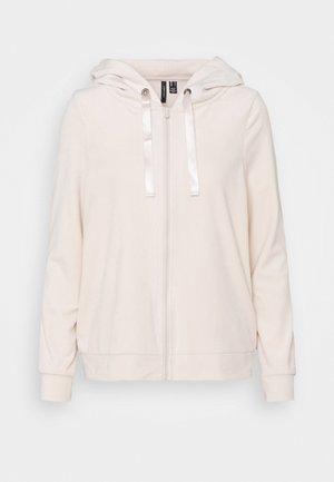 VMATHENA - Zip-up hoodie - pumice stone
