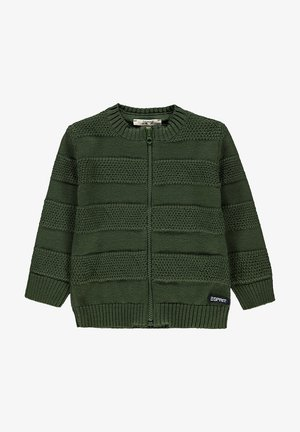 Vest - dark khaki