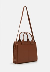 Zign - LEATHER - Torebka - cognac - 1