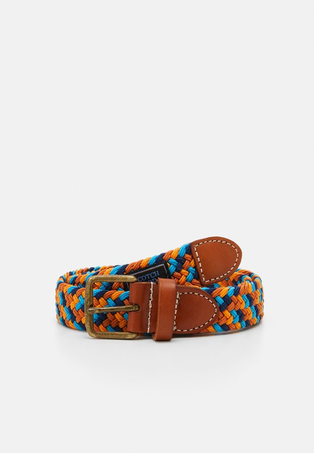 Belt - multi-coloured