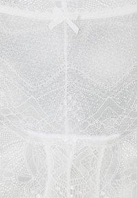 Cotton On Body - CINDY BOYLEG 3 PACK - Pants - greystone blue/cream/icy moondrop - 7