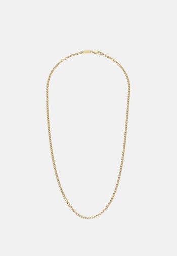 MIAMI UNISEX - Necklace - gold-coloured