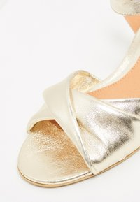 RISA - Sandals - gold - 5