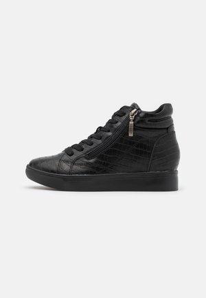 GRANADA - Zapatillas altas - black