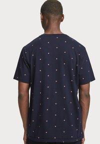 Scotch & Soda - Print T-shirt - combo e - 1