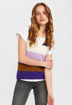 Top - prism violet