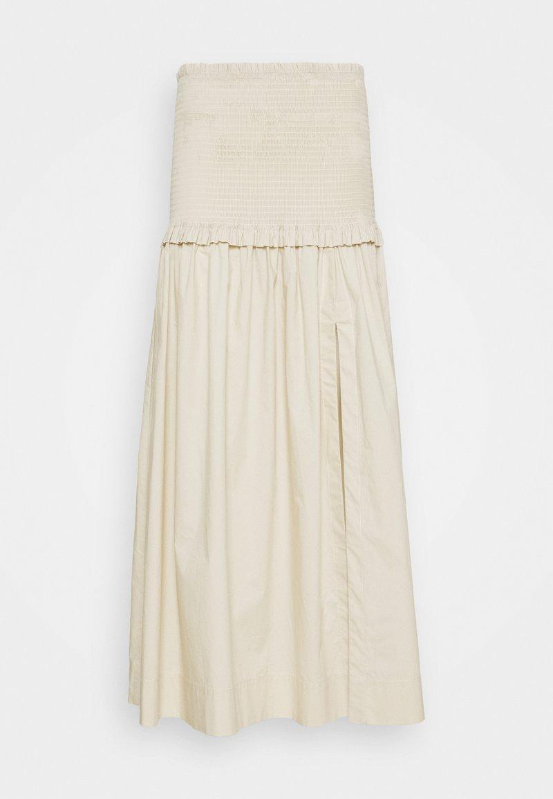 Bec & Bridge - MINOU SKIRT - Maxi skirt - pumice