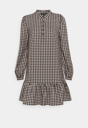 GINGHAM  - Blousejurk - brown