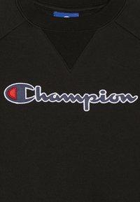 Champion - ROCHESTER LOGO CREWNECK - Bluza - black - 2