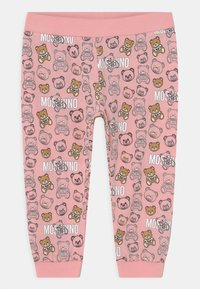 MOSCHINO - TROUSERS ADDITION - Kalhoty - pink - 0