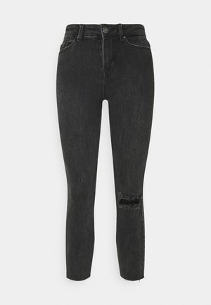 PCLILI - Jeans Skinny - black denim