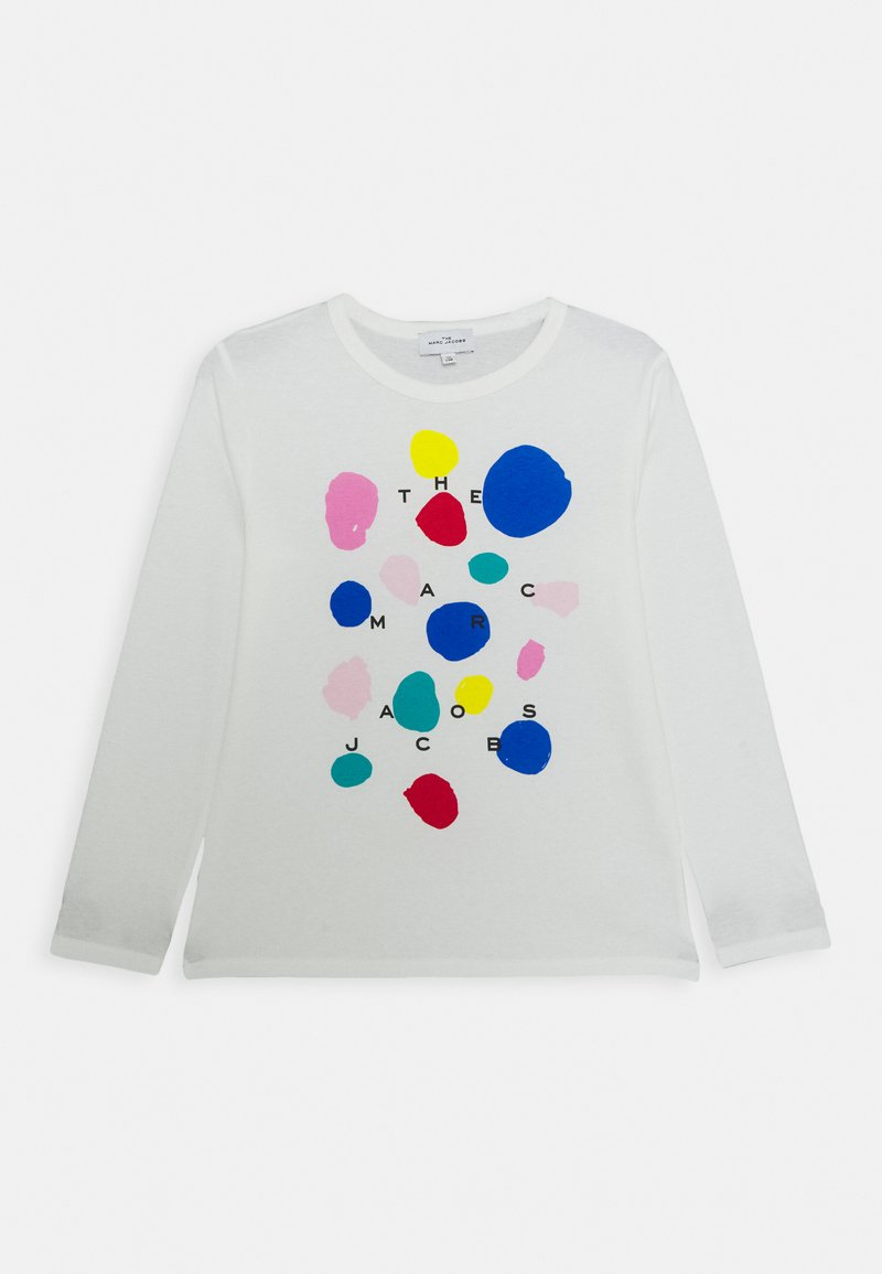 The Marc Jacobs - LONG SLEEVE - T-shirt à manches longues - offwhite