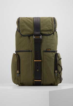 VAAN DAST BACKPACK - Batoh - bronze green