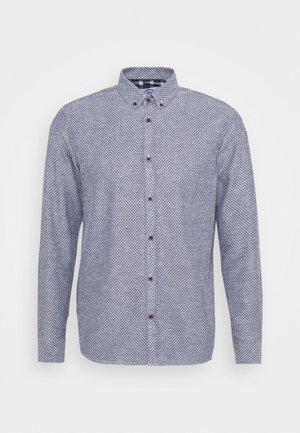 JOHAN BRUSHED - Shirt - grey