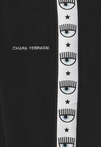 CHIARA FERRAGNI - TAPE - Teplákové kalhoty - black - 2
