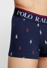 Polo Ralph Lauren - PRINT TRUNK SINGLE TRUNK - Panty - cruise navy - 4