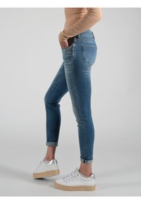 Miracle of Denim - Jeans Skinny Fit - blaugrau - 3
