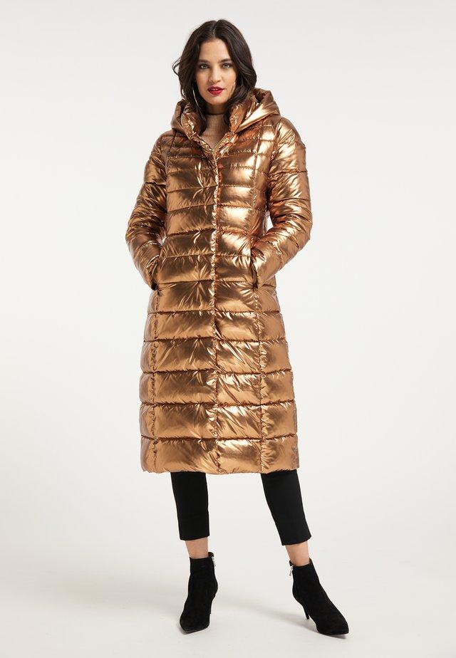 Veste d'hiver - gold