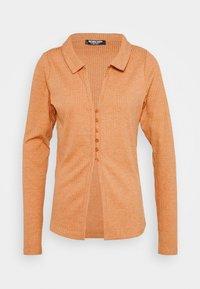 Fashion Union Tall - FENNEL CARDI - Chaqueta de punto - orange - 4