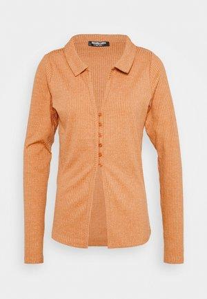 FENNEL CARDI - Kardigan - orange