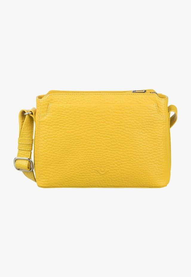 Across body bag - citrus