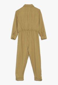 Cotton On - GIZELLE BOILER - Jumpsuit - honey gold - 1