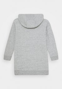 Little Marc Jacobs - HOODED DRESS - Day dress - chine grey - 1