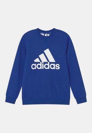 UNISEX - Sweater - bold blue/white