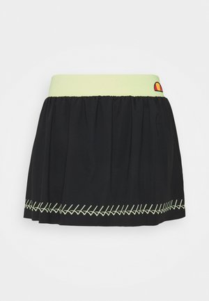 GELATTE SKORT - Sports skirt - black