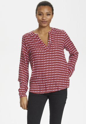 KASARY TILLY  - Blouse - aurora pink