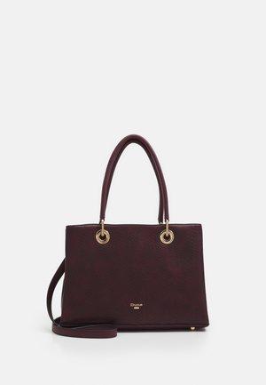DARYS - Tote bag - berry